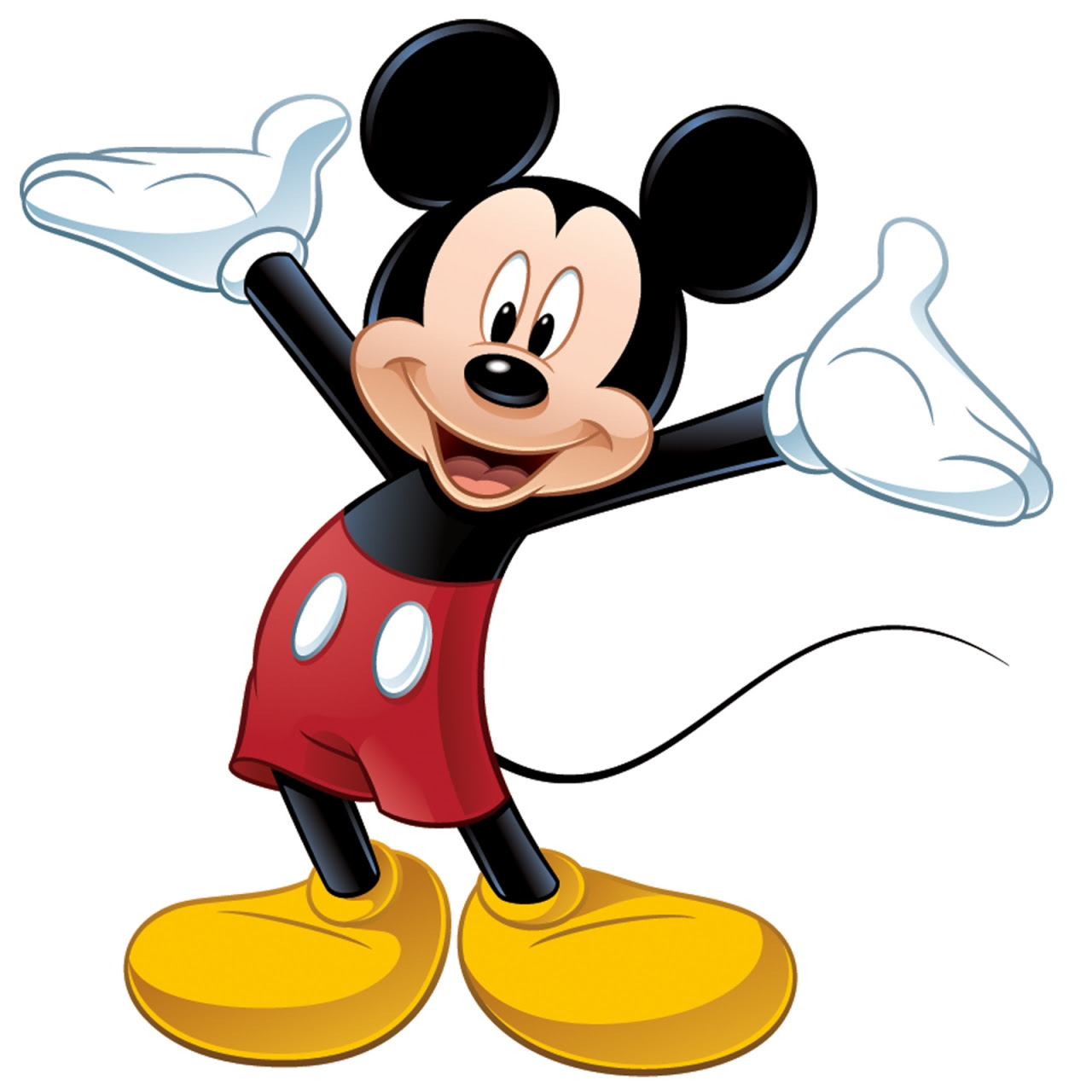 Mickey Mouse Hd Photo Download