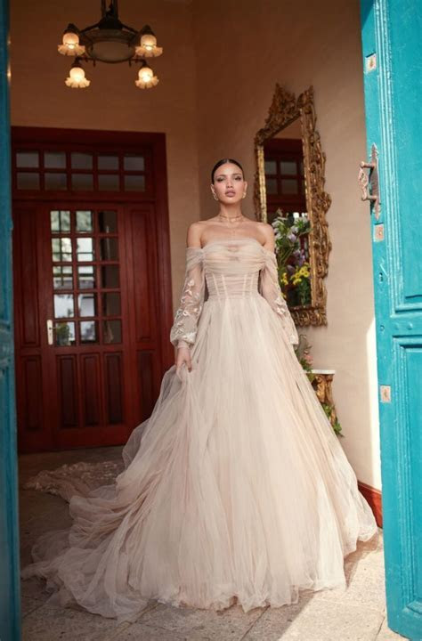 Romantic Galia Lahav Wedding Dresses Fall 2018 Collection