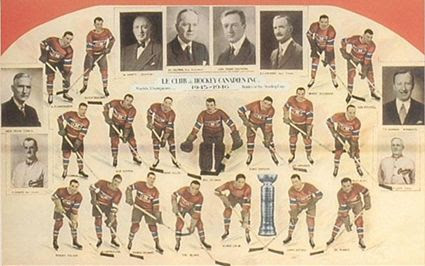 Montreal Canadiens 1945-46