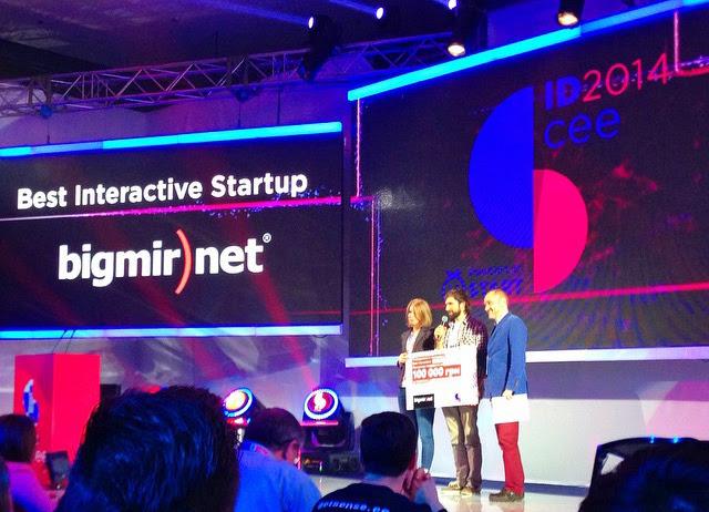 Объявлены победители конкурса стартапов на IDCEE. Ими стали Kwambio, Ecois.me и Looksery