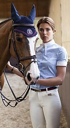 Reinando realeza: Charlotte Casiraghi é o novo rosto da Gucci