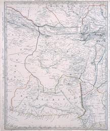 balochistan 1835(J & C Walker)