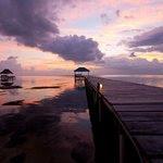 Cocotal Pier Sunset