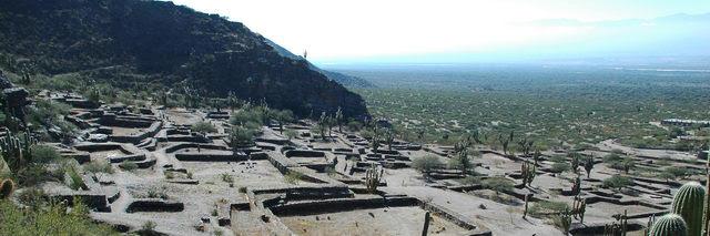 Ruine inca de Quilmes