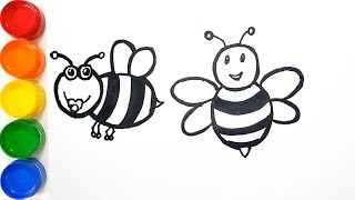 All Clip Of Cara Gambar Lebah Bhclipcom