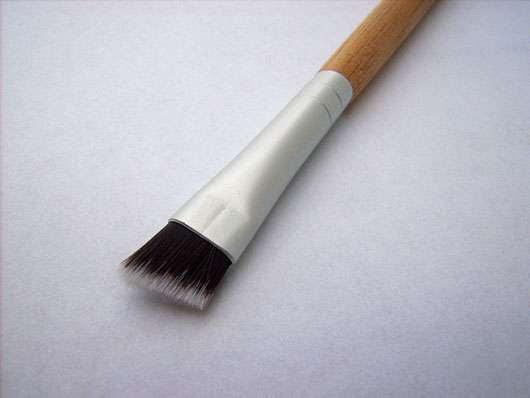 "Barbara Hofmann Lidschattenpinsel ""Bambus"" schräg"