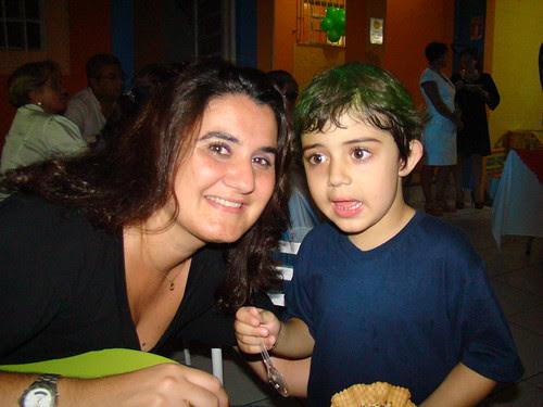 Aniversário Manoela 2011