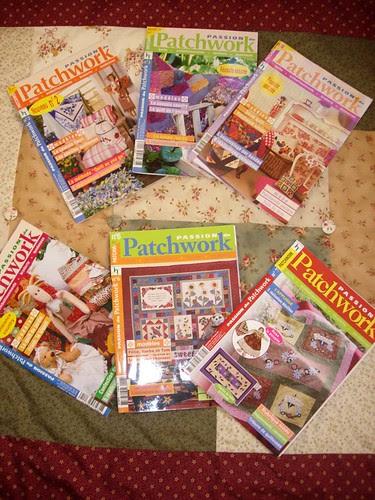 Passion du Patchwork 2-7