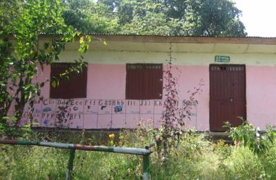 Biblioteca escolar Etiopía