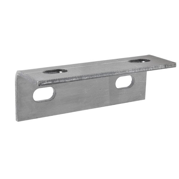 angle bracket 50 x 50 x 160mm with 25 x 14mm slotted holes both sides