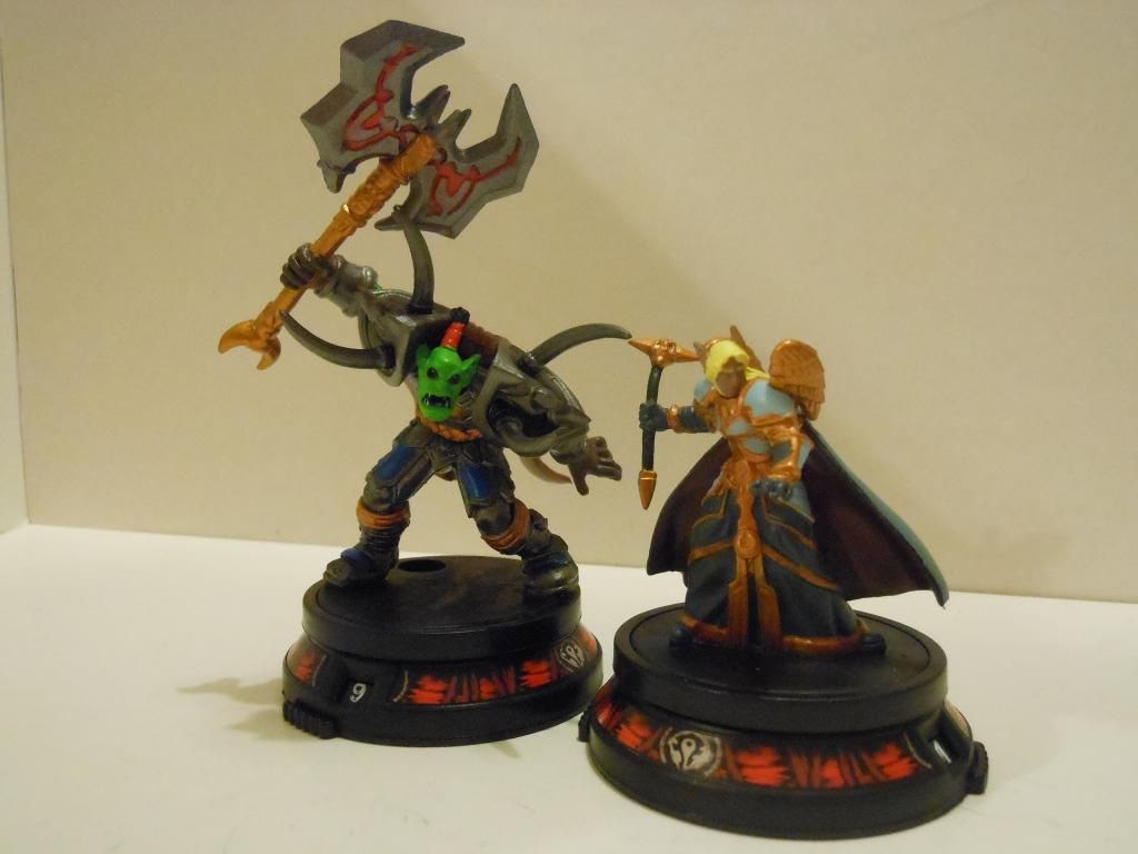 World of Warcraft: Miniatures Game Horde faction