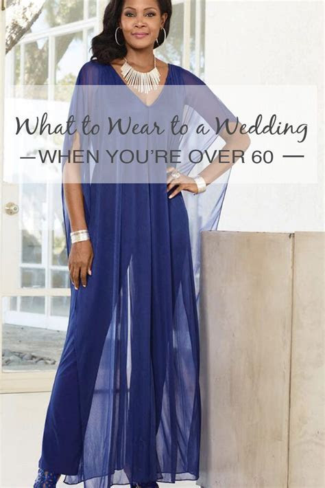 What to Wear to a Wedding After 60 ? Style Picks from