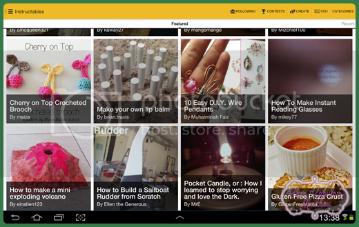 A Free Diy Android App Instructables Cher Cabulas Mindbox