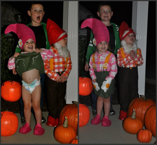 The Trick-or-Treaters