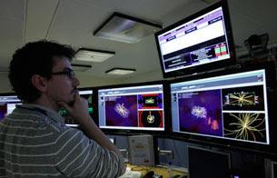 Ver vídeo  'El LHC genera energías similares a los instantes posteriores al Big Bang'