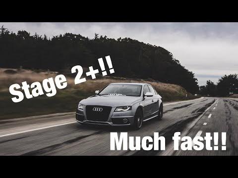 Audi X8 Modification - ECS News   Audi B6 A4 1.8T Alzor Wheels   Pict