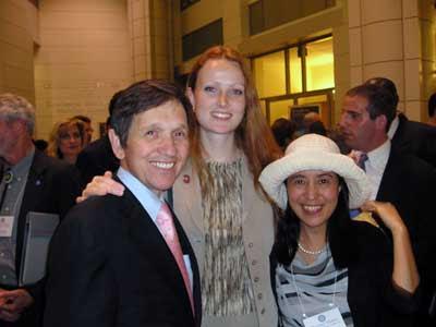 Dennis, Elizabeth and Yumi JPG