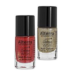 "Alterra ""Golden Wish"" Nail Colour"