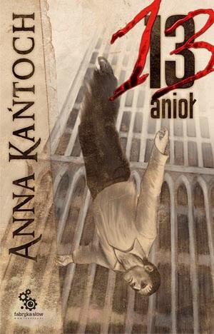Okładka książki 13. anioł