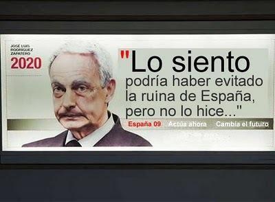 LOS POLÍTICOS ESPAÑOLES NO SOLO DEBERÍAN PEDIR PERDÓN, SINO TAMBIÉN DEVOLVER LO QUE SE HAN LLEVADO