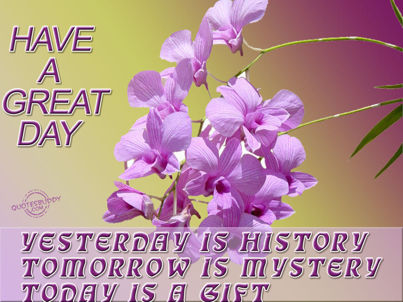 Quotes About Have A Great Day 102 Quotes