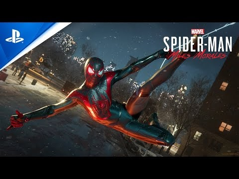 Marvel's Spider-Man: Miles Morales - Photo Mode Trailer | PS5, PS4