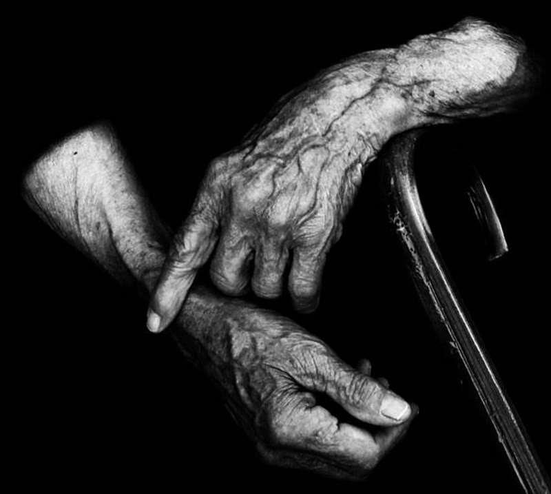 χερια γηρατεια συναισθηματα