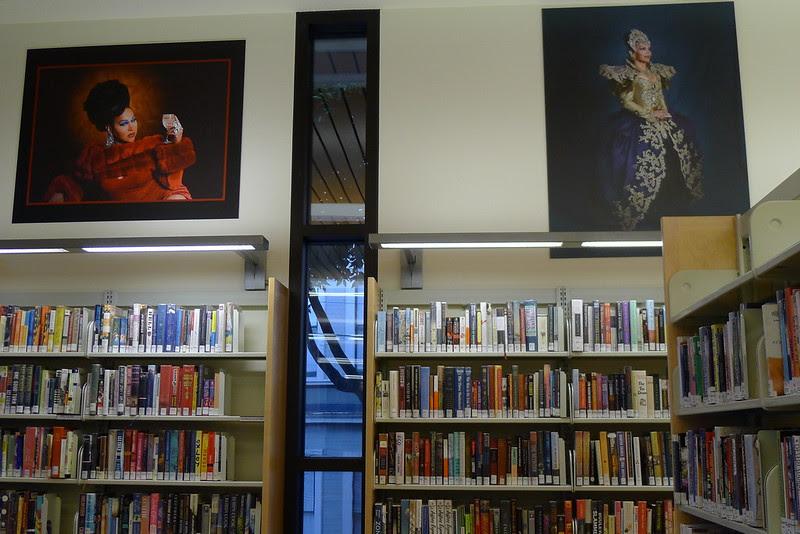 Eureka Valley library