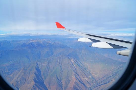 Traveling to Lima, Peru