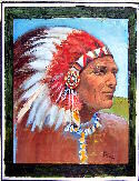 Indian by Don McMullen