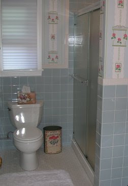 Tile for your 50s style kitchen or bath - Retro Renovation