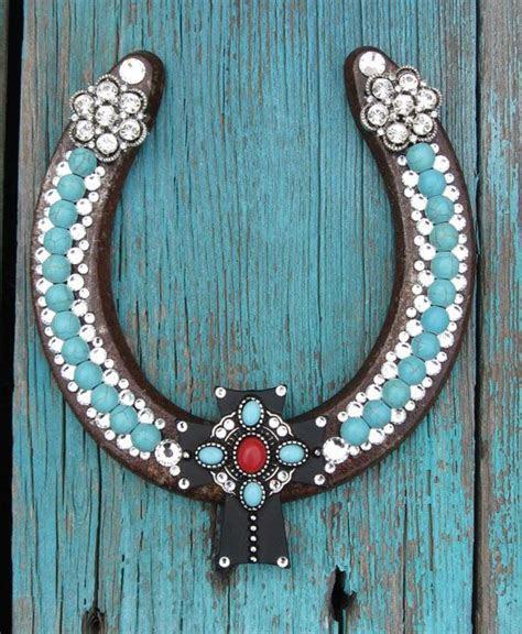 Southwest Horseshoe   Cowgirl Wedding Ideas   Horse crafts