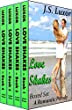 LOVE SHAKES: A ROMANCE (BOXED SET) (New Adult Seduction Series)