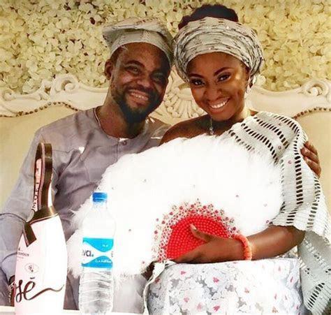 Yvonne Jegede & Kunle Fawole Abounce Traditional Wedding
