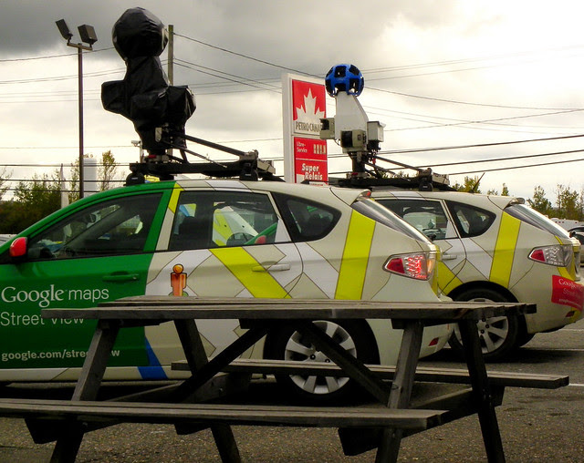 Is Google Maps Big Brother?