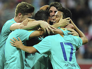 El Barça-Bayern lidera la jornada amb 603.000 espectadors de mitjana