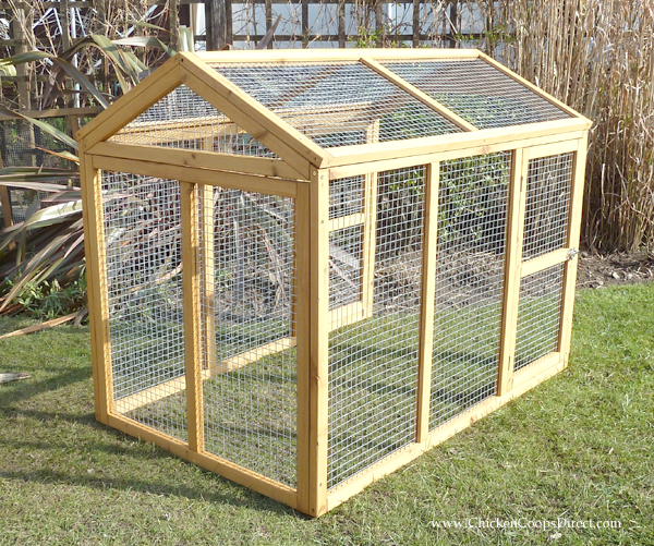 CoopAh: Ideas How To Build A Chicken Coop On The Cheap