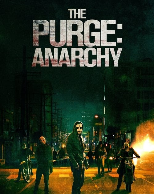 The Purge Anarchy Stream German