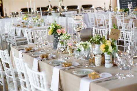 Vintage Peach & Mint South African Wedding