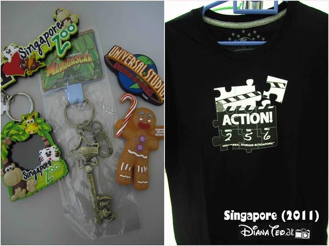 Singapore Haul