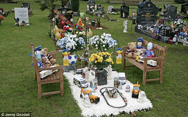 escouncil bans ornaments from cemeteries poundland