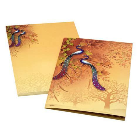 Cardboard Book Style Indian Wedding Cards, Dimensions: 10