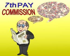 7th Pay Commission – Cabinet may approve 7th CPC report on 29th June 2016