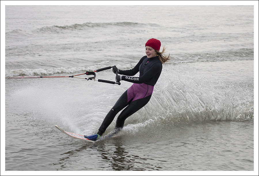New Year's Waterskiing On The Mississippi 7