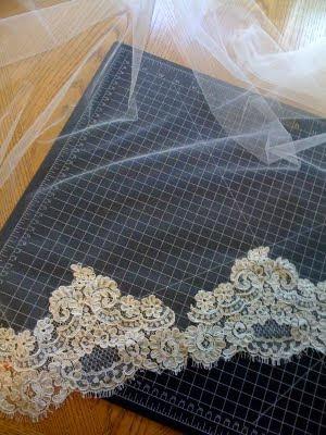 DG Veil Tutorial! :  wedding diy tutorial veil Photo06
