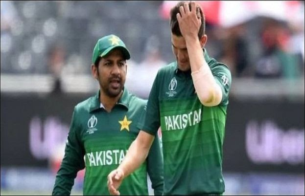 Sarfaraz Ahmed and Shaheen Afridi have made up so it's time for Twitter to stop fighting   sports news of today