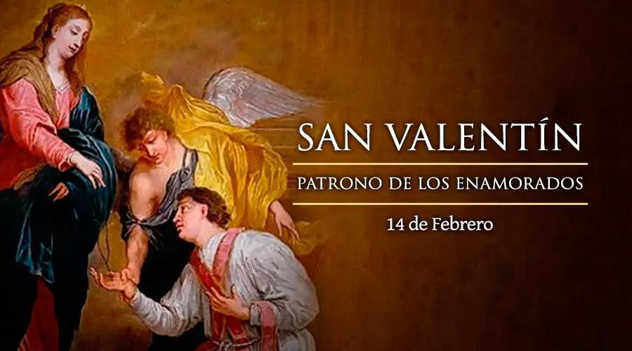 Resultado de imagen de dia de  san  valentin ? catolico