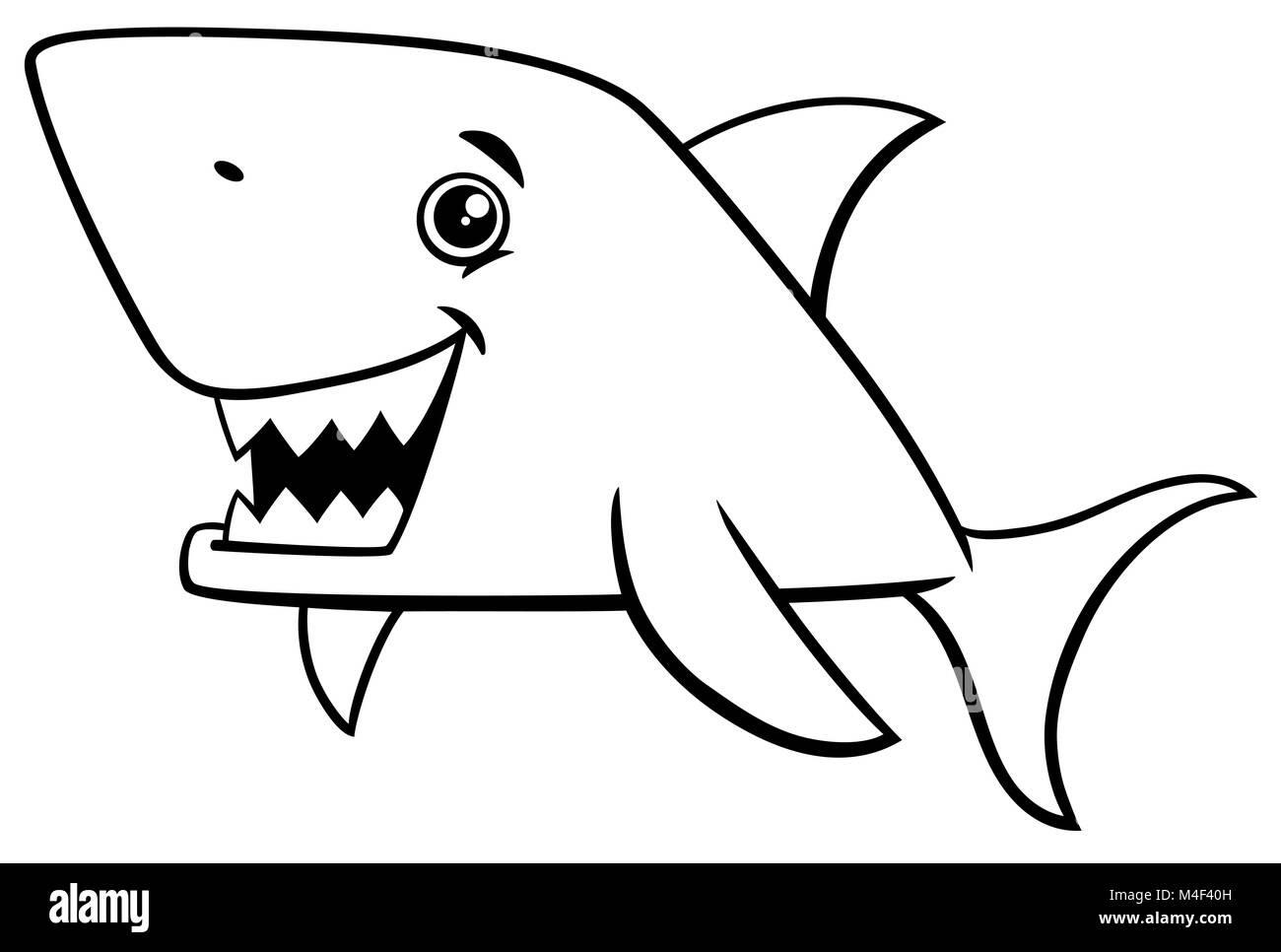 Shark Drawing Stock Photos & Shark Drawing Stock Images ...