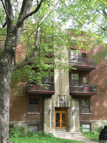 Anita Apartments, Montreal