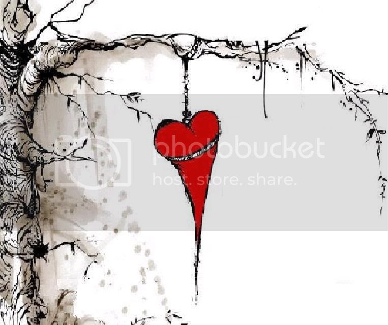 emo love heart pictures. love, heart, emo, goth,